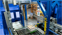 A Day in the Life of a Fully Automated Grocery Distribution Center