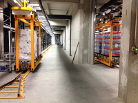 Distribution Automation in the Food and Beverage Industry (Part 1 - Pallet Transfer Systems)