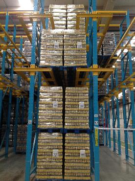 Options to Increase Warehouse Storage Capacity